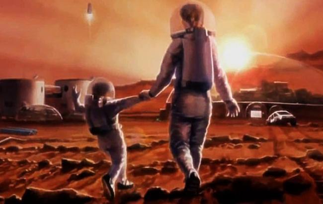 Фото: Будущее Марса (youtube.com)