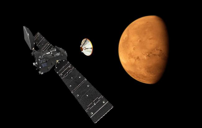 Фото: Миссия на Марс (web.de)