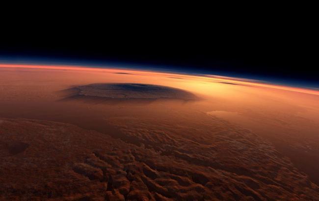 Фото: Поверхность Марса (forbes.com)