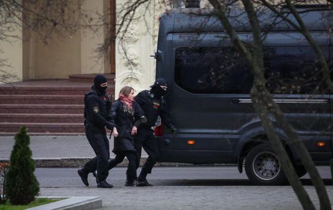 На протести в Мінську затримали понад 200 осіб, - правозахисники