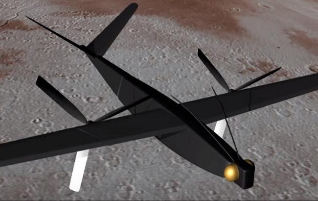 Фото: українська розробка Mars Hopper (YouTube /Nikolay Denisenko)