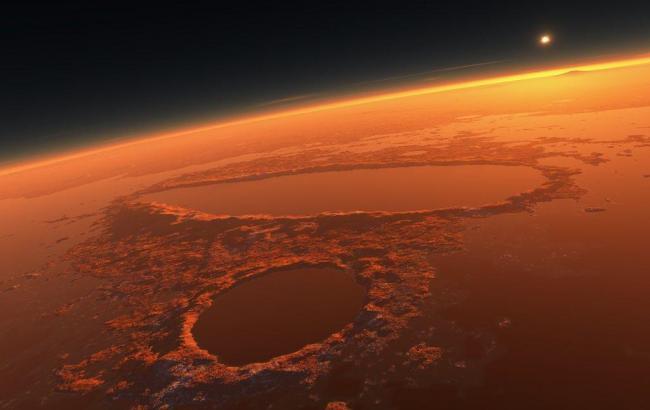 Ученые нашли доказательства потопа на Марсе