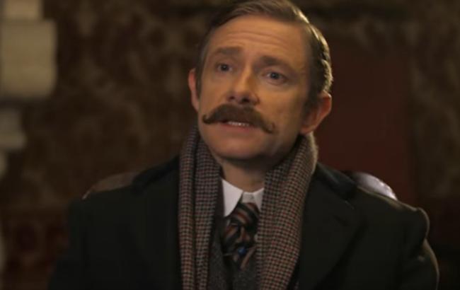 """Мартин Фриман  объяснил, почему не стоит продолжать сериал """"Шерлок"""""""