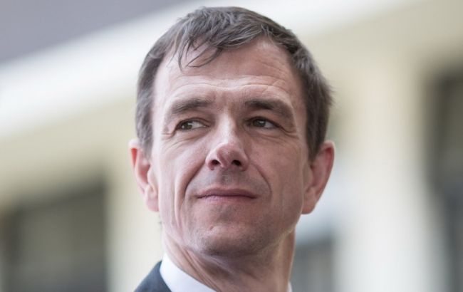 Фото: представитель министерства иностранных дел Германии Мартин Шефер