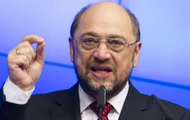 Глава Європарламенту допустив розкол ЄС через проблеми з мігрантами