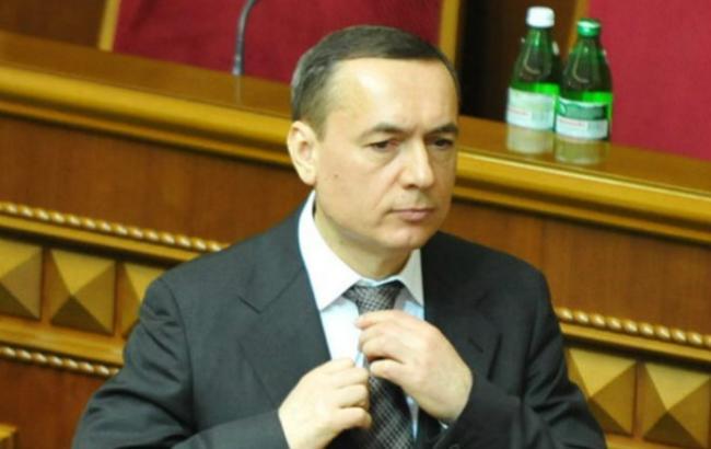 Народний депутат Микола Мартиненко