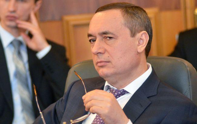 Затримання Мартиненко: екс-нардепу загрожує від 8 до 12 років ув