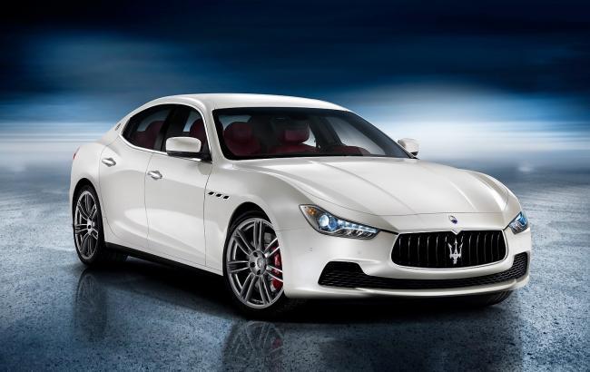 Фото: автомобіль Maserati