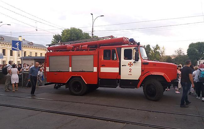 В Полтаве пожарные спасли двух детей и пенсионерку из огненного плена