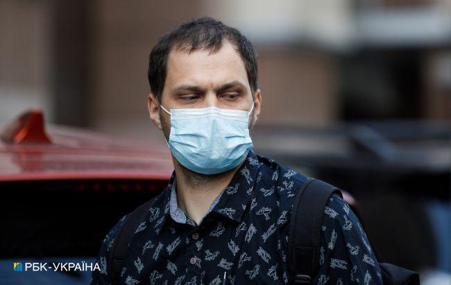 Две области Украины имеют высокие показатели госпатализаций COVID-больных