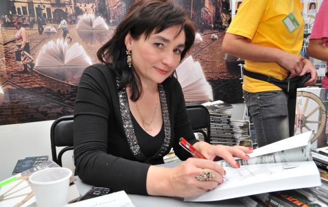 Фото: Матіос подала е-декларацію через місяць після закінчення офіційного терміну