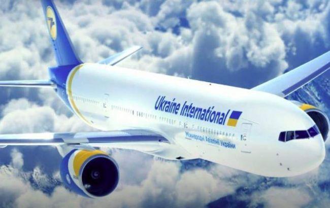 В Ірані впав український літак зі 180 пасажирами на борту