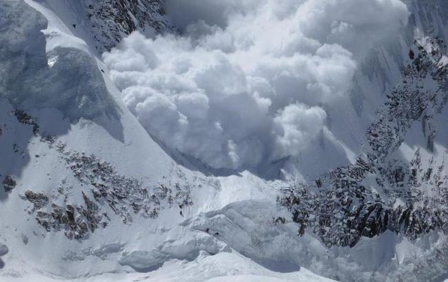 Фото: пятеро французских солдат погибли под лавиной в Альпах