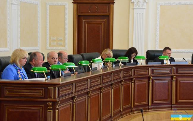 ВРП затвердила штат суддів в антикорупційному суді
