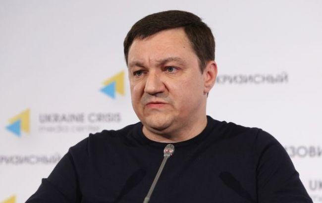 Російські куратори пообіцяли частково визнати ЛНР, - Тимчук