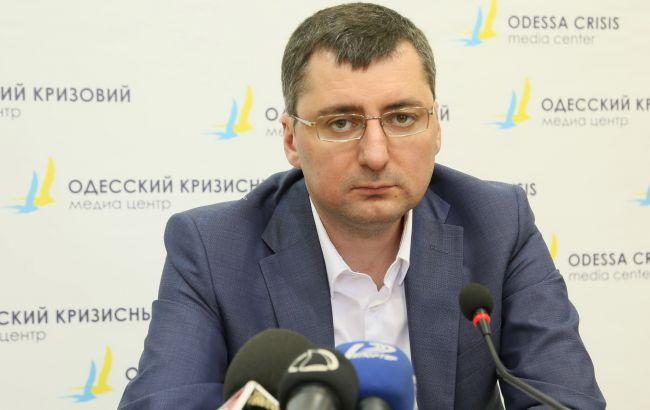 Лікарчук звільнений з посади заступника голови ДФС