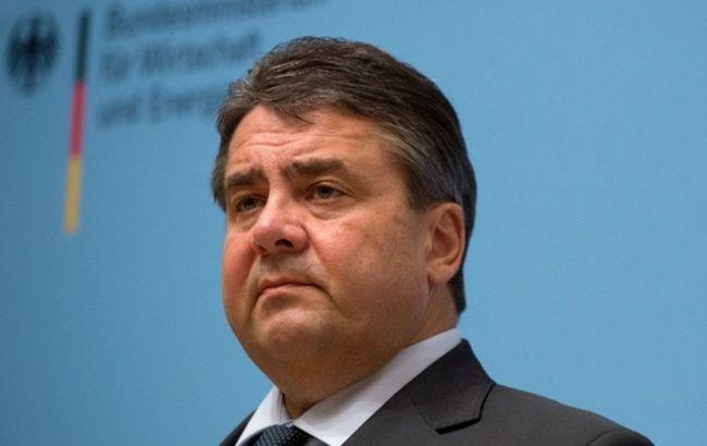 Глава Мінекономіки Німеччині виступає за скасування санкцій проти РФ за співпрацю з Сирії