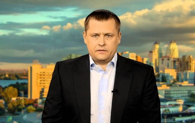 Филатов заявил, что опережает Вилкула на 25 тыс. голосов