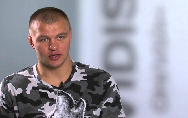 Украинский боксер Глазков намерен принять российское гражданство