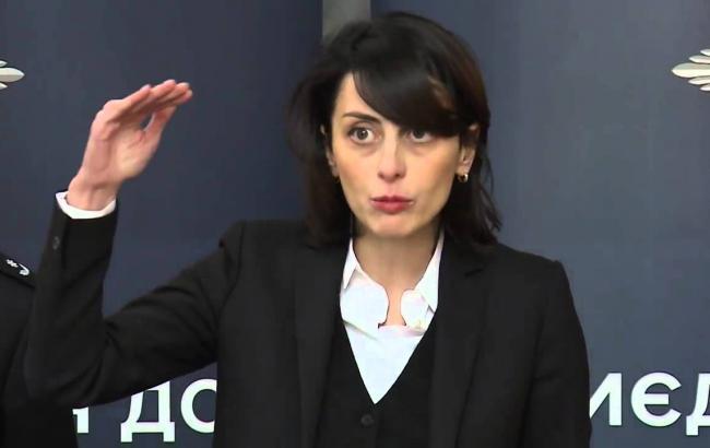 Деканоїдзе прогнозує завершення переатестації поліцейських через півроку