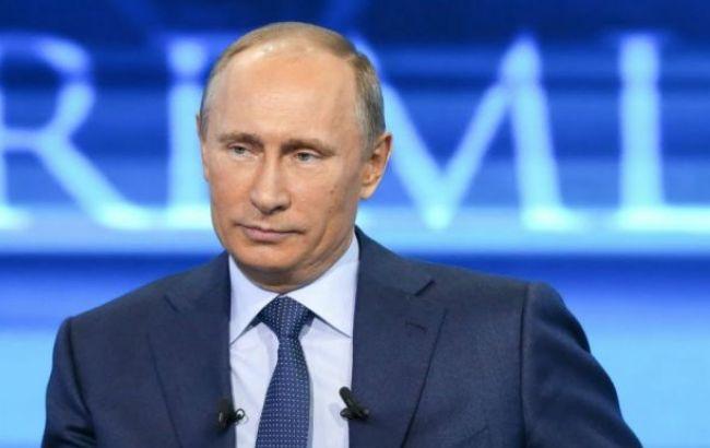 Фото: Путін дав коментар з приводу офшорного скандалу