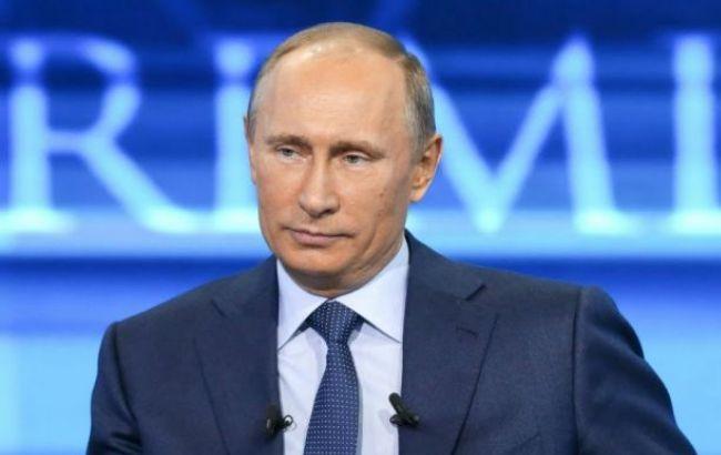 Фото: Путіна підтримує 82% росіян