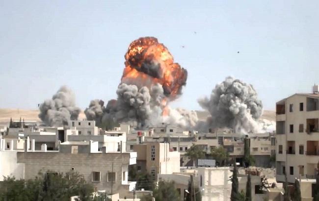 Фото: у Сирії снаряд влучив у пологовий будинок