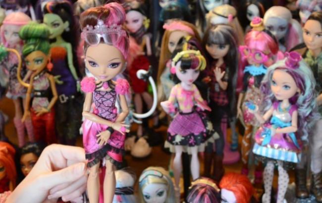 Фото: Коллекция кукол (aif.ru)