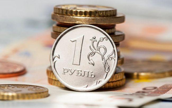 Фото: российский рубль продолжает падение