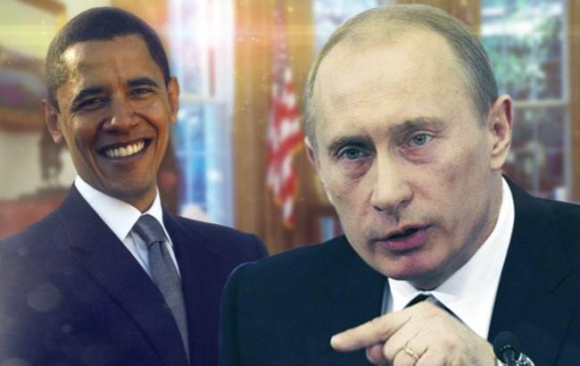 Фото: Путин и Обама (youtube.com)