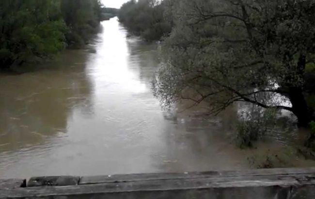 Фото: паводок на Дністрі