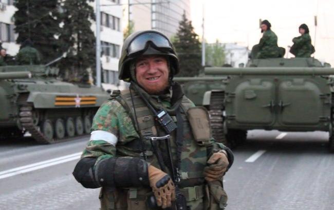 Фото: Бойовик Моторола загинув 17 жовтня (rusnext.ru)