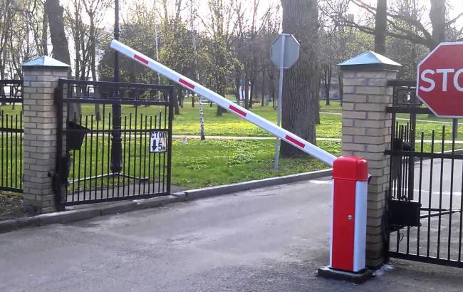Фото: Шлагбаум (m-gates.ru)