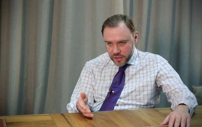 Фото: депутат Гліб Загорій