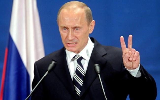 Фото: Володимир Путін (youtube.com)