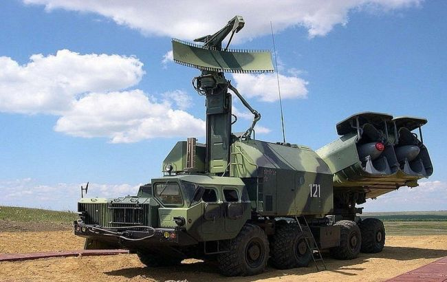 """Фото: ракетный комплекс """"Бастион"""""""