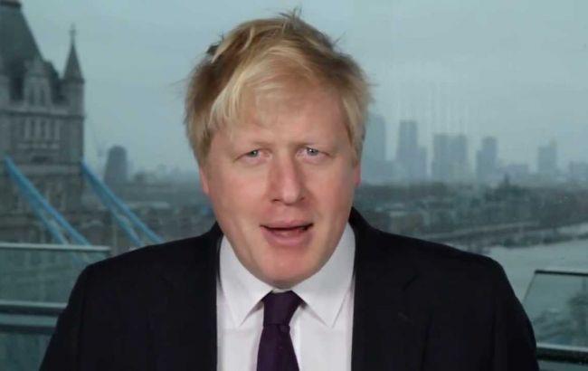 Джонсон: Англия продолжит санкционное давление на Российскую Федерацию