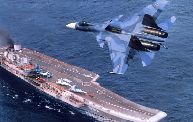 У Росії заявили про втрату ще одного винищувача