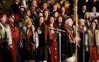Фото: Колядки та щедрівки у виконанні хору
