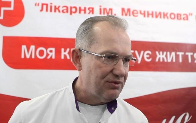 Фото: Сергій Риженко