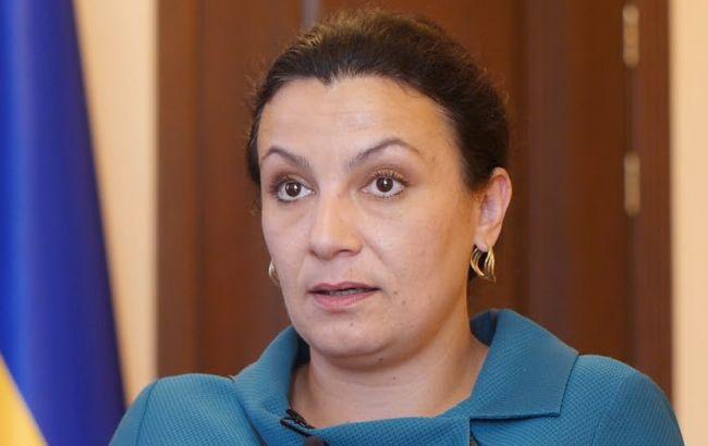 Фото: вице-премьер-министр по вопросам европейской и евроатлантической интеграции Иванна Климпуш-Цинцадзе