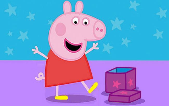 картинки свинка пеппа смотреть