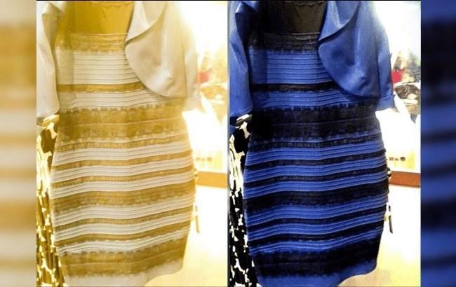 """Платье, """"сломавшее мозг"""" Интернет-пользователям, стало нарядом на Хэллоуин"""