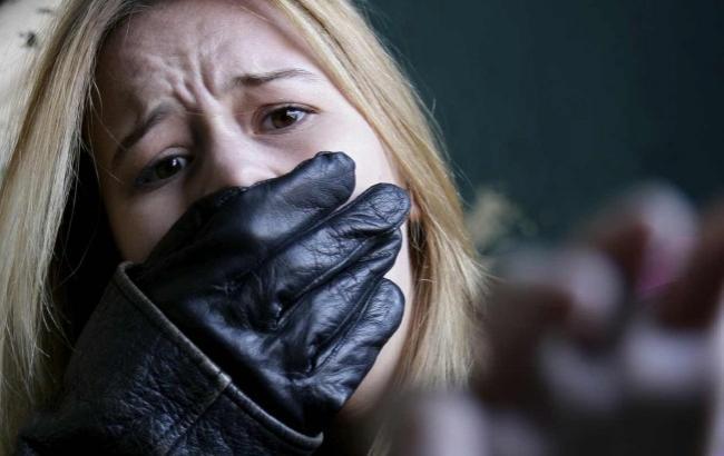 Фото: В Киеве похитили людей (youtube.com)