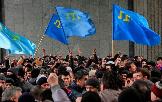 Фото: у Криму в результаті обшуків затримали 5 кримських татар