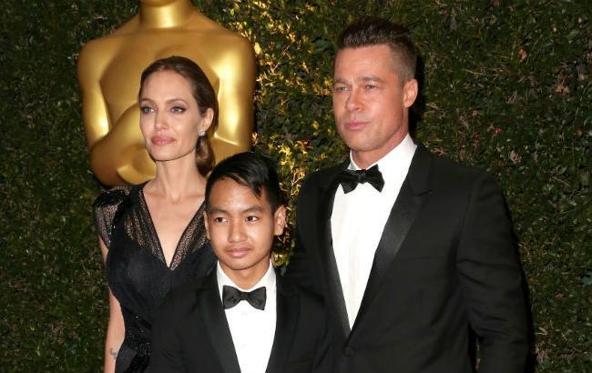 Син Анджеліни Джолі відмовляється жити зі своєю матір'ю