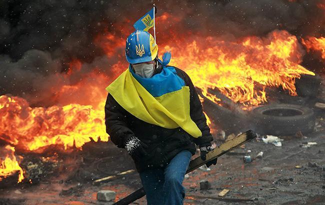 Україна не перестає боротися навіть через роки після Революції Гідності (Олександр Козаченко)