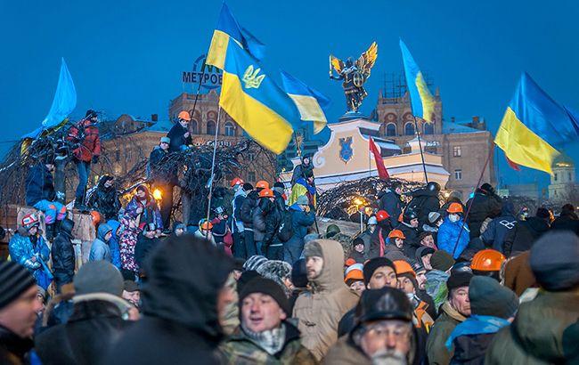 Фото: сьогодні в Україні День гідності і свободи