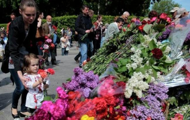 В Украине 8-9 мая в праздничных мероприятиях поучаствуют около 1,5 млн граждан