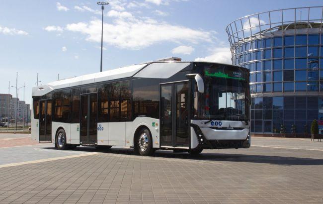 У Києві презентують новий міський електробус з запасом ходу понад 300 км